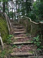 Treppe zum Seeblick