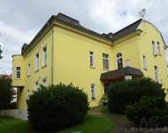 Hotel Pension Villa Wittstock Burg Außenansicht