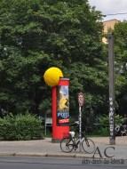 Werbung in Berlin