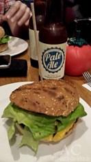GBK Classic Burger und Pale Ale