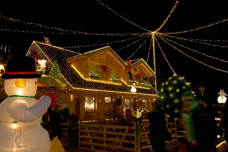 Das schönste Weihnachtshaus im Hunsrück | Aktiv-durch-das-Leben.de