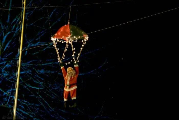 Weihnachtshaus Ober Kostenz