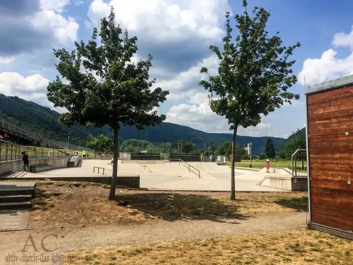 Park am Mäuseturm - Skateranlage