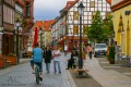 Blick Breite Straße Richtung Markt