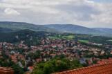 Blick von der Schloss-Terrasse