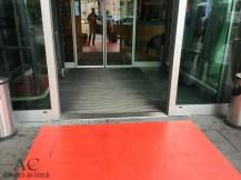 Der rote Teppich für uns (?) :-D