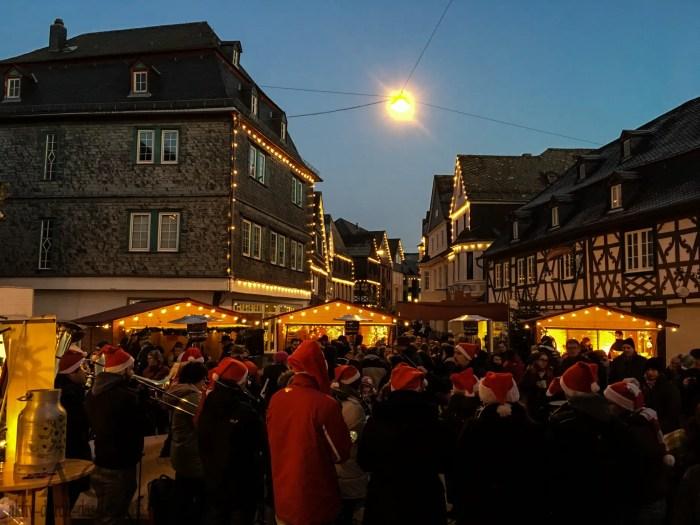 Weihnachtsmarkt Kastellaun