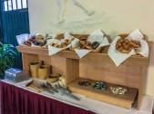 Brötchen- und Brotauswahl