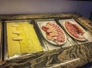 Wurst- und Käseplatten