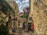 In Èze Village