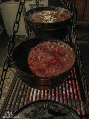 Kochen im Dutch Oven