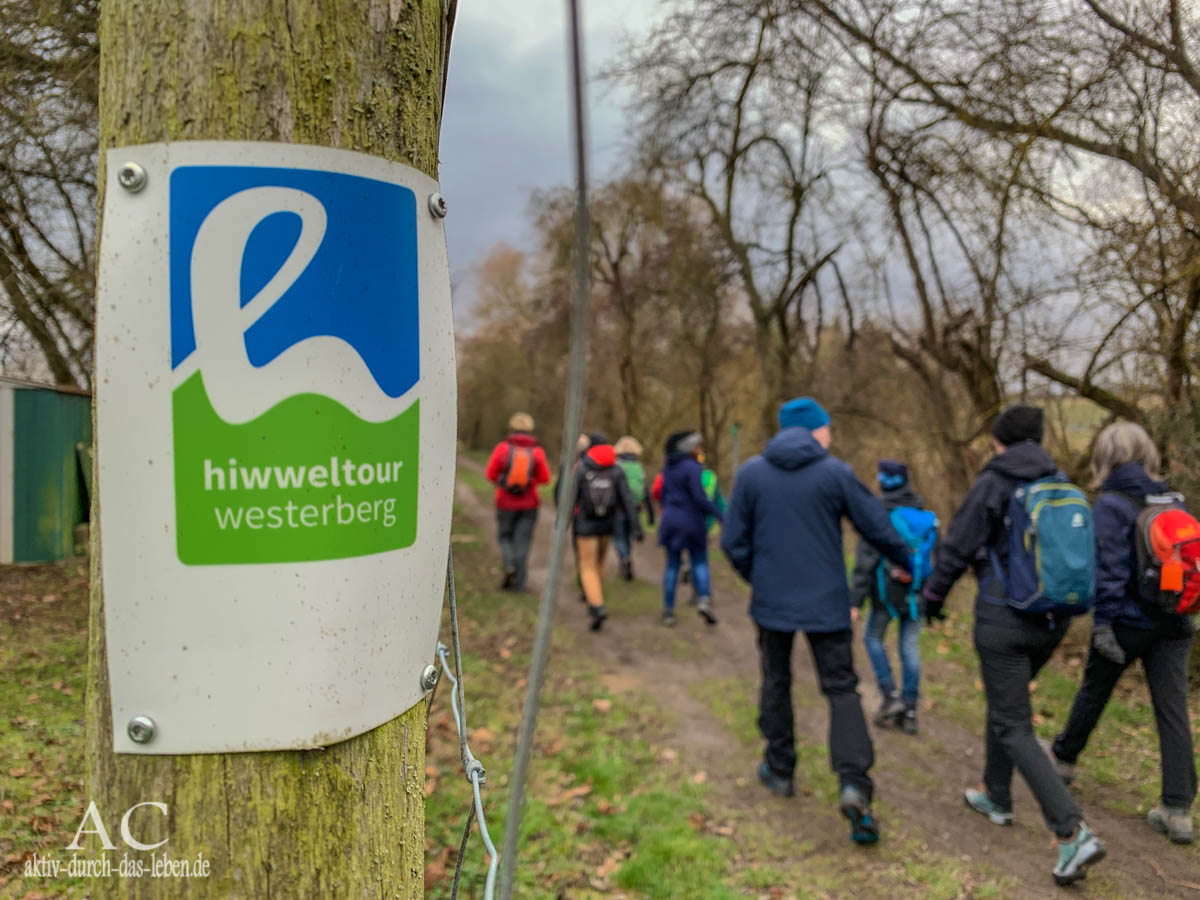 Benefizwanderung VorTour der Hoffnung Hiwweltour Westerberg