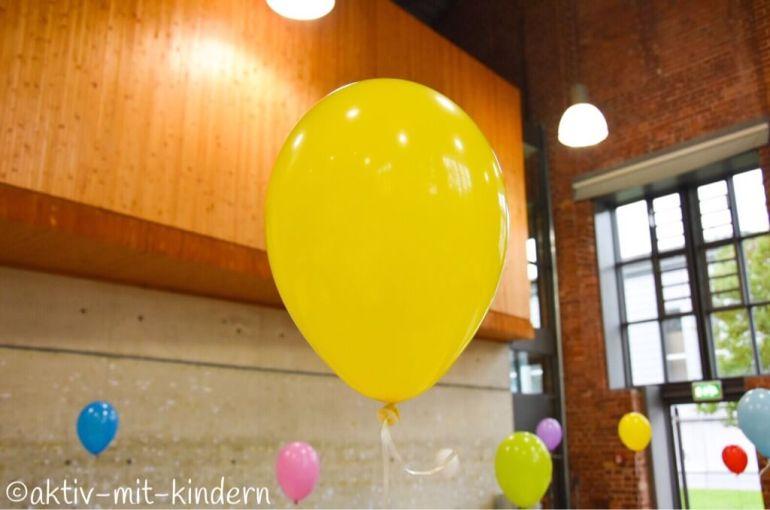 Auf der Bloggerkonferenz WestFam in Münster gab es hübsche Deko