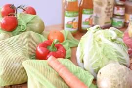 Unverpacktes Obst und Gemüse