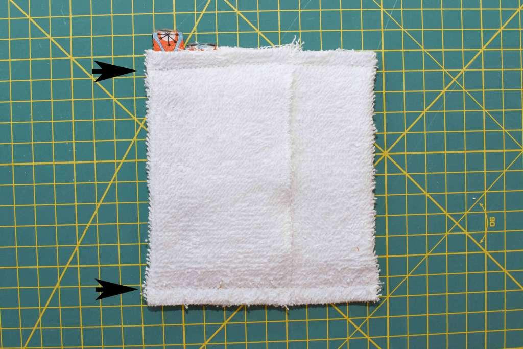 Anleitung Seifensäckchen