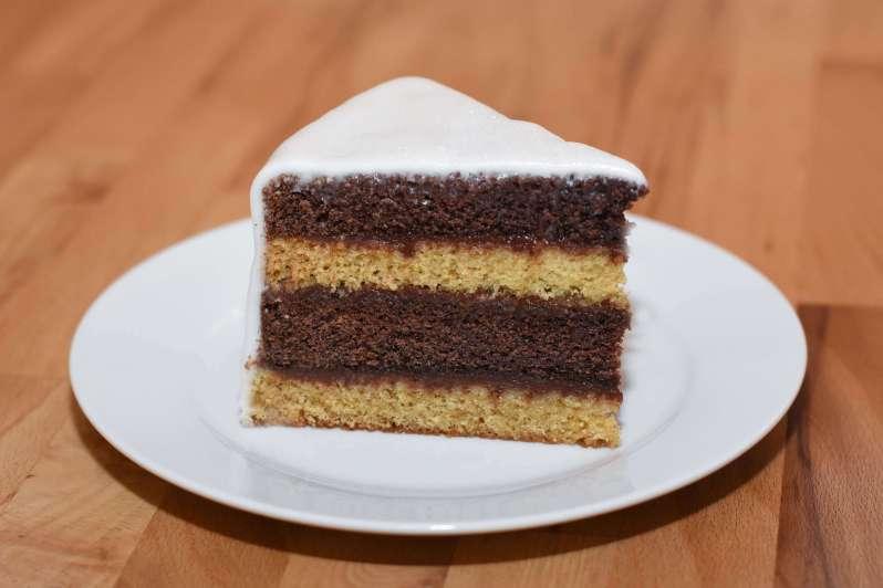 Velvet Cake Geburtstagstorte