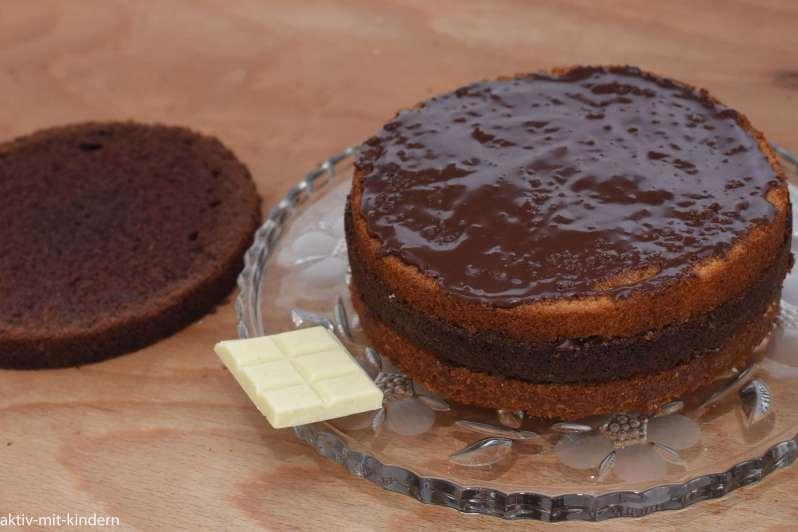 Velvet Cake Abwandlung