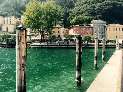 Havnen i Riva