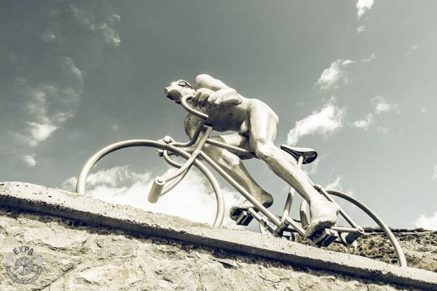 Géant au Col du Tourmalet