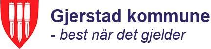 logo gjerstad kommune