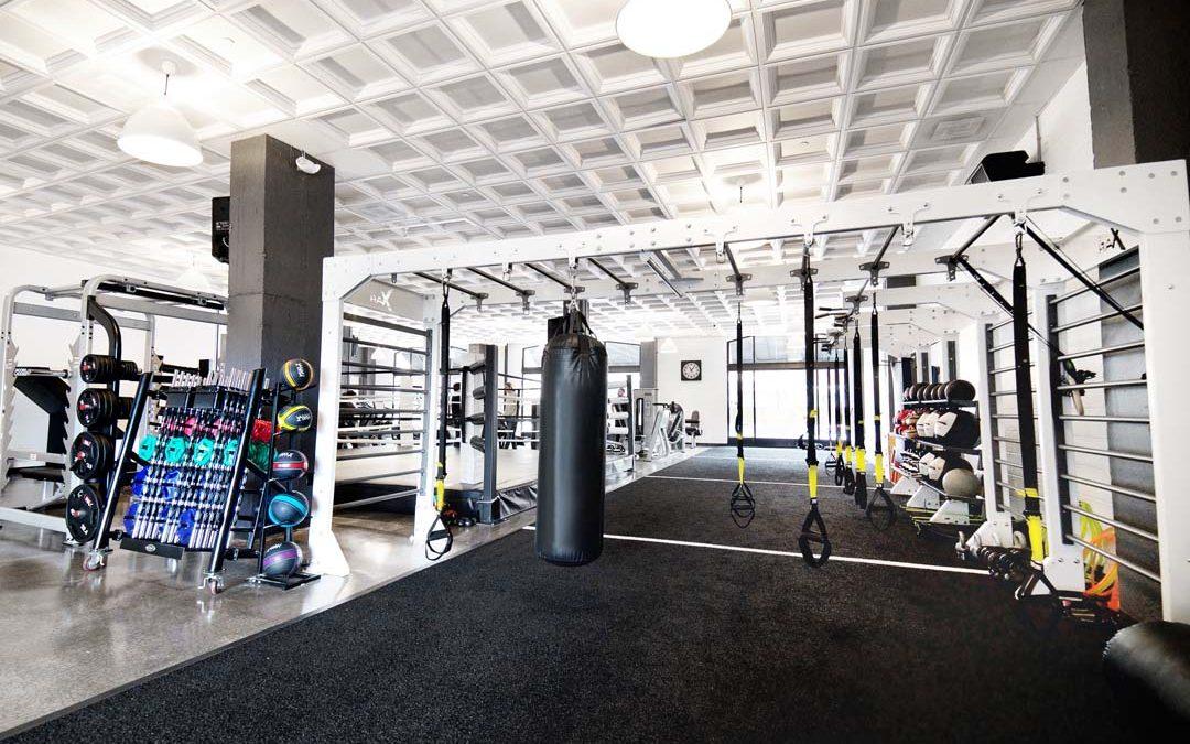 Featured Gym Design