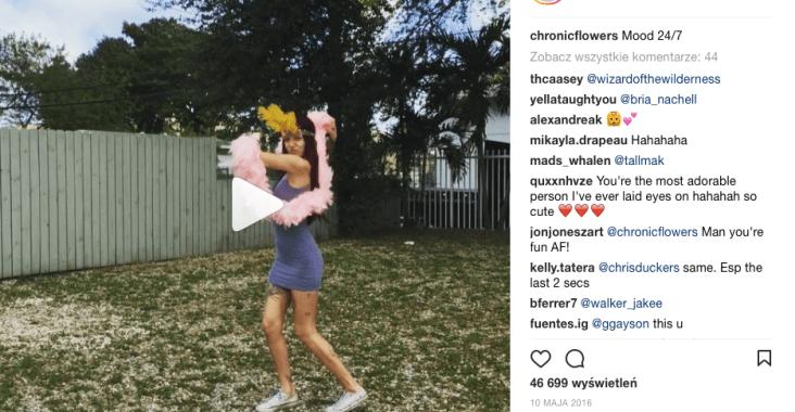 gwiazda instagram aktorembyc
