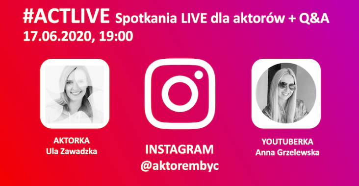 actlive3 youtube aktorembyc