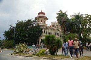 Νεολαία στο Cienfuegos