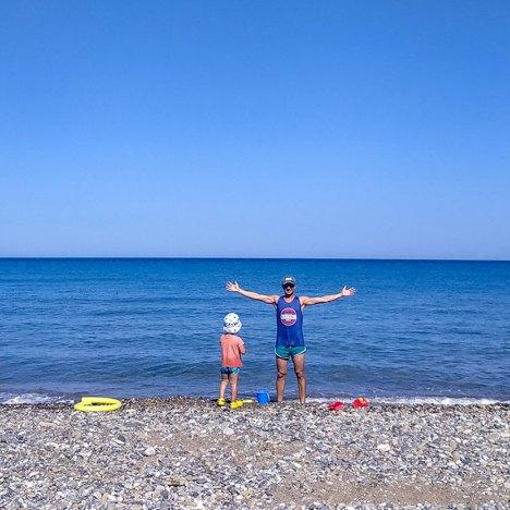 Ξερόκαμπος, εξωτική ομορφιά στην ανατολική Κρήτη