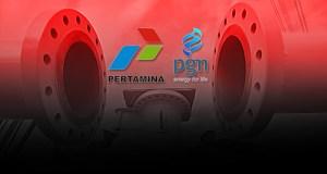 Rencana holding Pertamina-PGN. (ilustrasi/aktual.com)