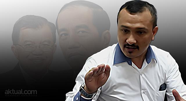 Ferdinand Hutahean menyebut pemerintahan Jokowi dan Jusuf Kalla tidak berpihak kepada rakyat Indonesia. (ilustrasi/aktual.com)