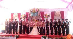 Pernikahan Ala Pramuka