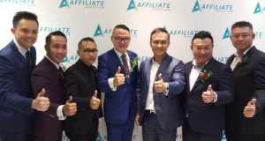 Jajaran direksi iSynergy Group dan PT. Inovatif Sinergi Indonesia