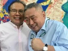 Rizal Ramli dan Lieus Sungkharisma