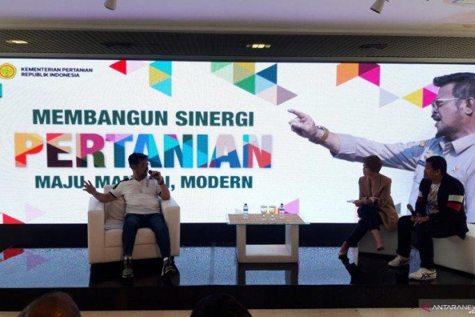 Menteri Pertanian RI Syahrul Yasin Limpo