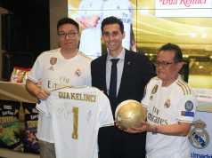 Pt Dua Kelinci Kembali Menjadi Partner Resmi Real Madrid, Kamis (23/1).