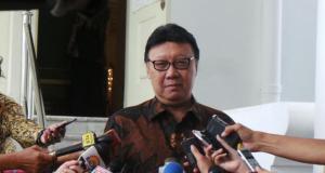 Menteri Pendayagunaan Aparatur Sipil Negara dan Reformasi Birokrasi (Menpan RB) Tjahjo Kumolo