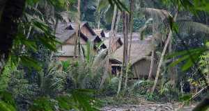 Perkampungan suku Baduy Luar. ( Foto: Beritasatu./Danung Arifin )