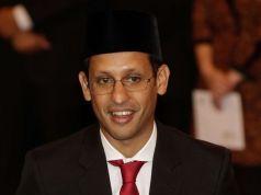 Menteri Pendidikan dan Kebudayaan (Mendikbud) RI Nadiem Anwar Makarim