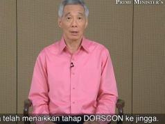 Perdana Menteri Singapura Lee Hsien Loong
