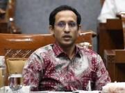 Menteri Pendidikan dan Kebudayaan Nadiem Anwar Makarim