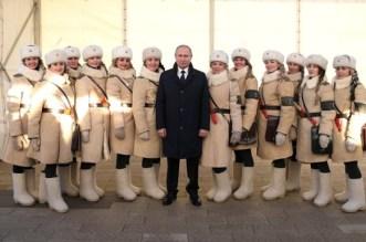 Putin si fetele