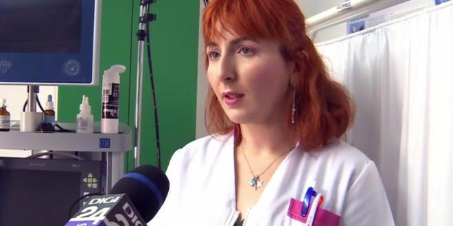 Claudia Vasiliu medic