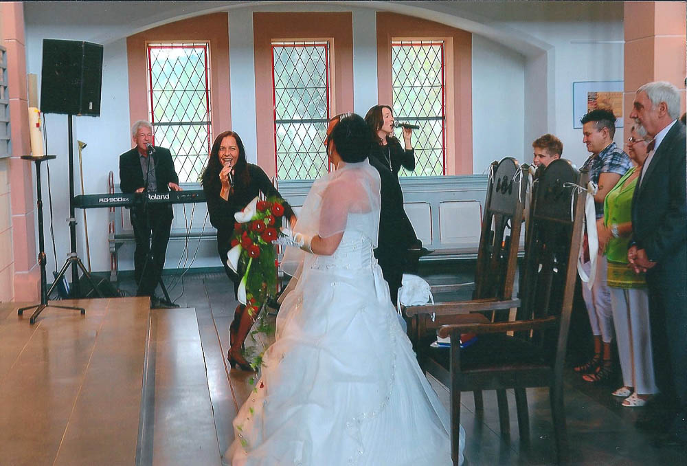 Hochzeitssnger fr Hochzeit und Trauung The Gospel Train