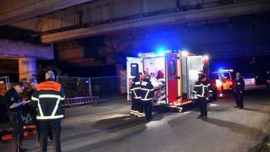 Photo of Autofahrer fällt Volltrunken von Autobahnbrücke