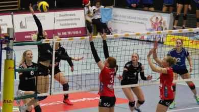Photo of Volleyball-Team Hamburg gewinnt das Weihnachtsspiel gegen Aligse