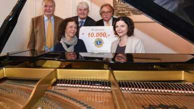 Photo of Lions-Club überreicht 10.000 Euro aus Benefizkonzert an das Kennedy-Haus
