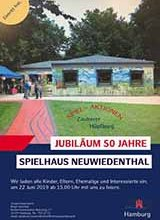 Photo of Spielhaus Neuwiedenthal wird 50 Jahre alt