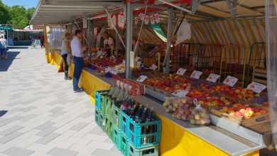 """Photo of Wochenmarkt Neugraben sammelt für """"Hörer helfen Kindern"""""""