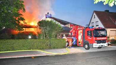 Bild von Feuer in Neu Wulmstorf konnte gelöscht werden